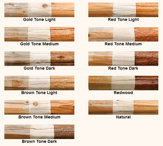 Log Care Products - Log Home Care And Wood Protection