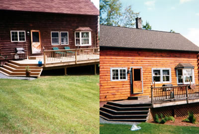 Log Care Products Log Home Care And Wood Protection